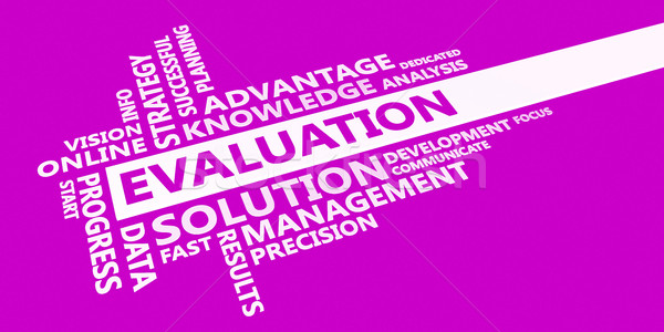 Evaluation Business Idea Stock photo © kentoh