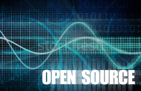 Open Source Stock photo © kentoh