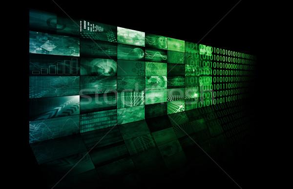 Web Technologies Stock photo © kentoh