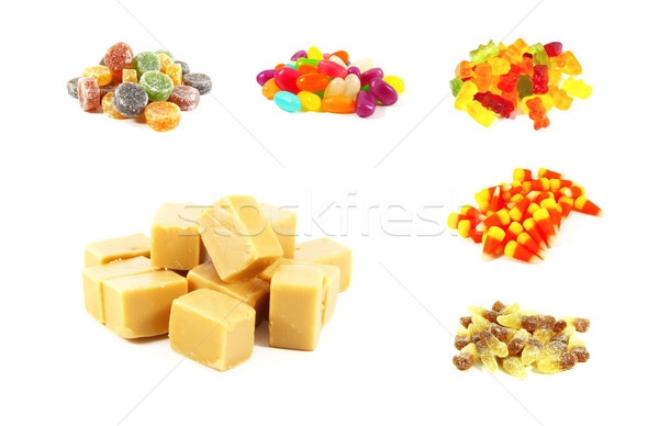 Candy Collection Stock photo © kentoh