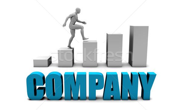 Company Stock photo © kentoh