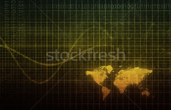 Statistics And Analysis Stock photo © kentoh
