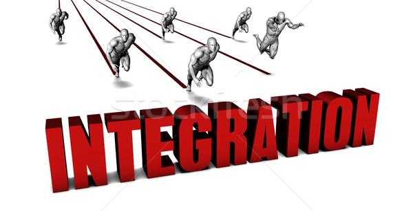 Better Integration Stock photo © kentoh