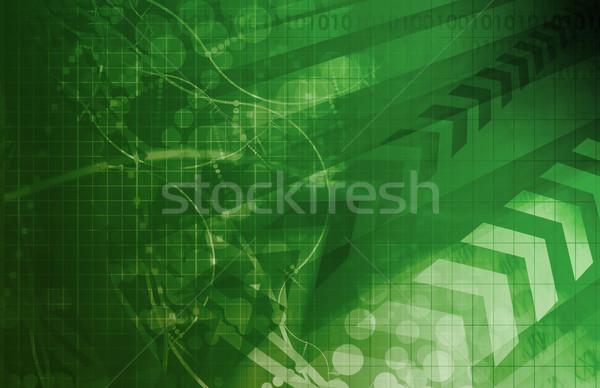 Future Technology Stock photo © kentoh