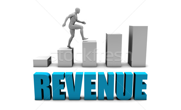 Revenue Stock photo © kentoh