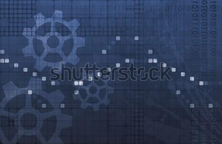 Systems Development Stock photo © kentoh