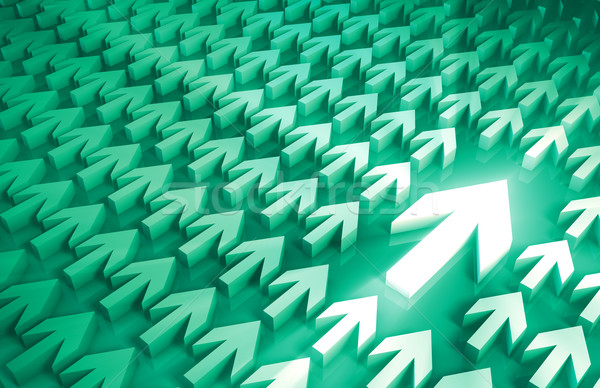 Stock photo: Marketing Strategy