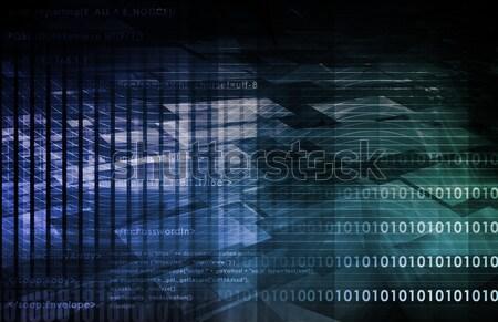 Stockfoto: Moderne · technologie · medische · industriële · toekomst