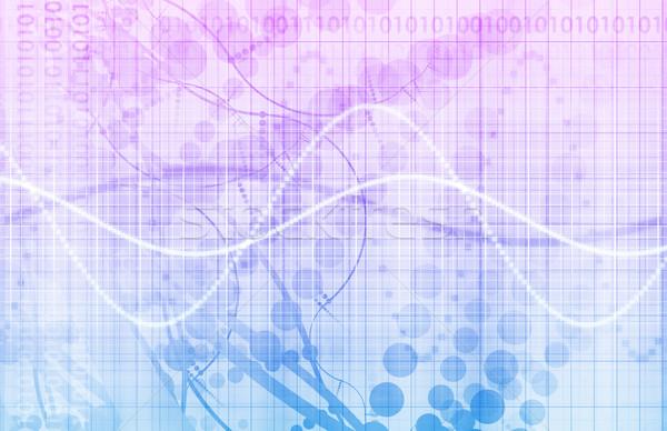 Data Analytics Management Stock photo © kentoh