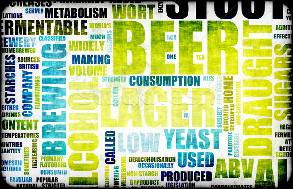 Beer Stock photo © kentoh