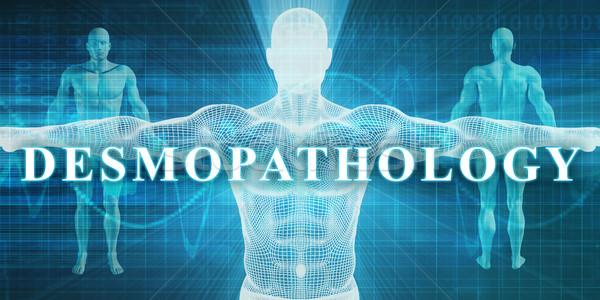 Orvosi specialitás mező részleg férfi test Stock fotó © kentoh