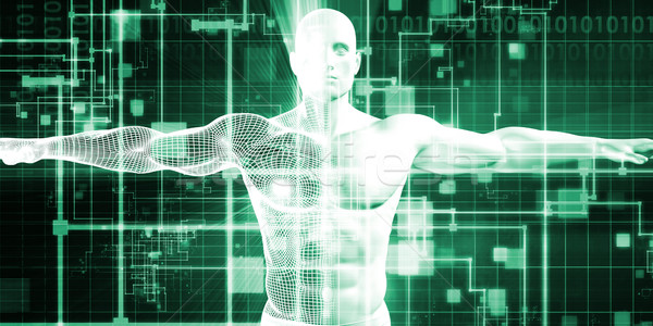 Stockfoto: Technologie · trends · digitale · tech · business · industrie