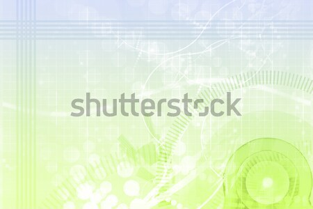 Cool Party Abstract Stock photo © kentoh