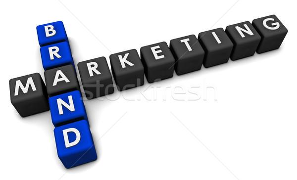 Brand Marketing Stock photo © kentoh