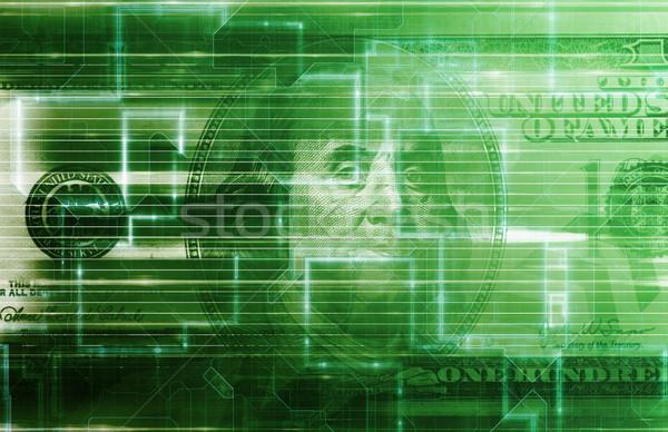 Online Wealth Management Advisor Stock photo © kentoh