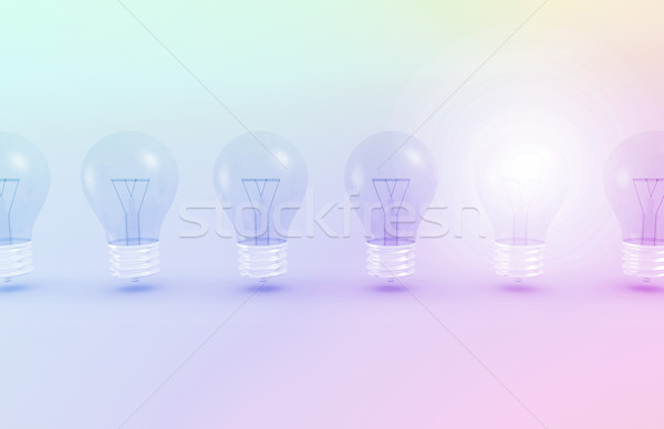 Trendsetting Stock photo © kentoh