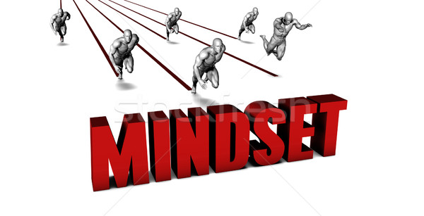 Better Mindset Stock photo © kentoh