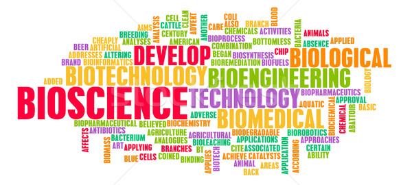Bioscience Stock photo © kentoh