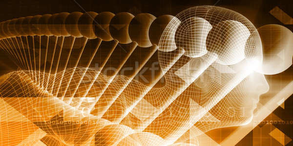 Science Data Stock photo © kentoh
