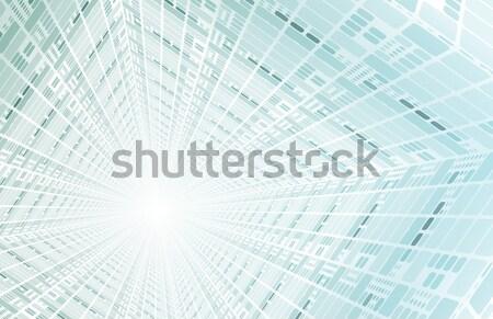 Modern dijital yaratıcı sanat doku kentsel Stok fotoğraf © kentoh