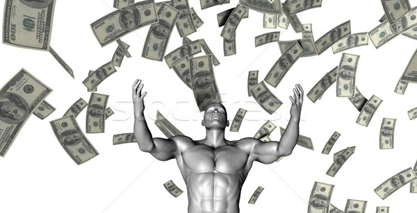 Generate Revenue Stock photo © kentoh