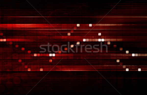 Data Tracking Stock photo © kentoh