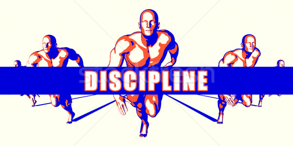 Discipline Stock photo © kentoh