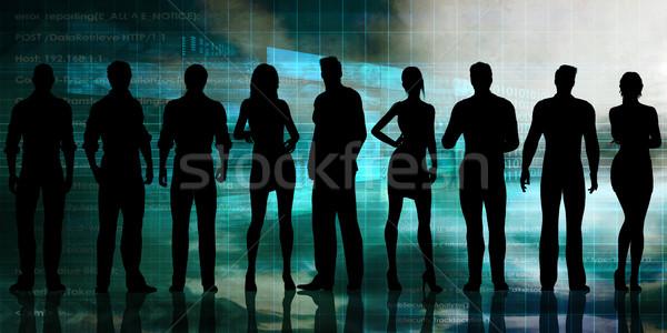 Business Executives Stock photo © kentoh