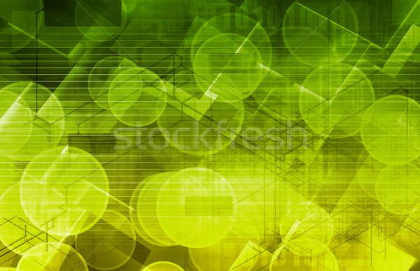Business Genetics Stock photo © kentoh
