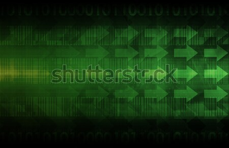 Technology Solutions Stock photo © kentoh