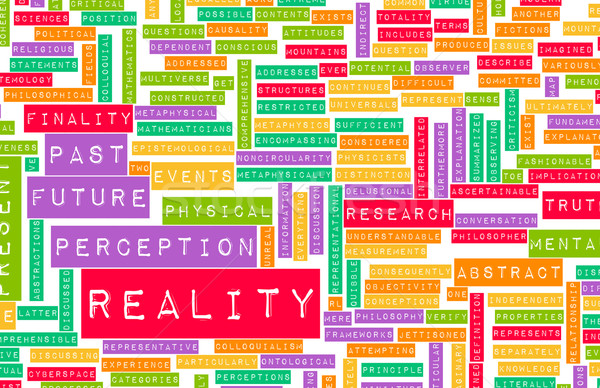Reality Stock photo © kentoh