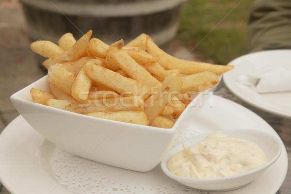 French Fries Stock photo © kentoh