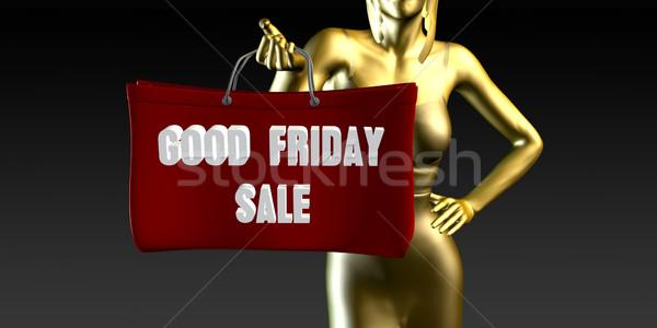 良い 販売 販売 特別イベント 黒 笑みを浮かべて ストックフォト © kentoh