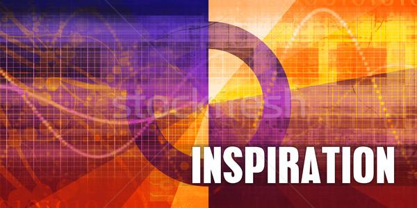 Inspiration Stock photo © kentoh
