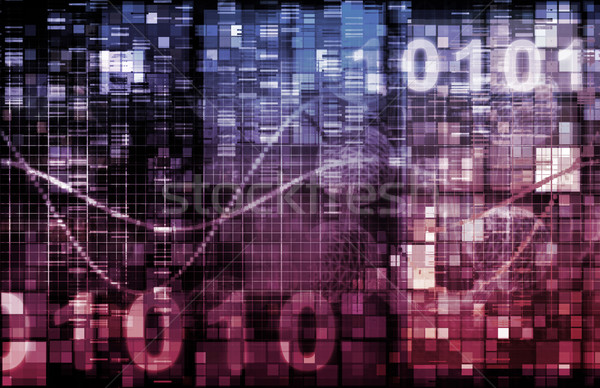 Technology Theme Stock photo © kentoh
