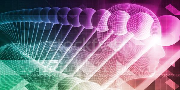 Science Background Stock photo © kentoh