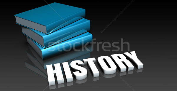 History Stock photo © kentoh