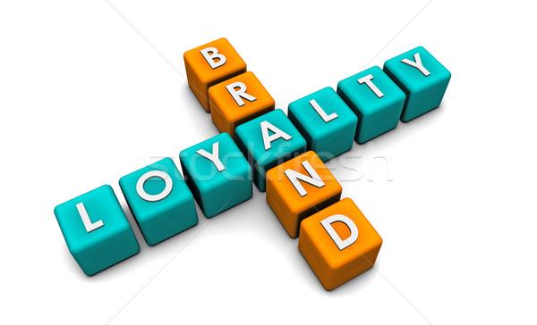 Brand Loyalty Stock photo © kentoh