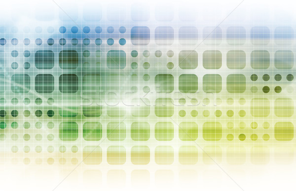 技術 ネットワーク データ グリッド ウェブ 企業 ストックフォト © kentoh
