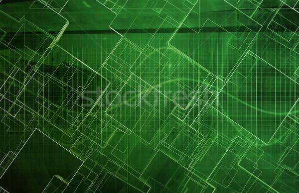 Design Engineering Stock photo © kentoh