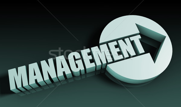 Management Stock photo © kentoh