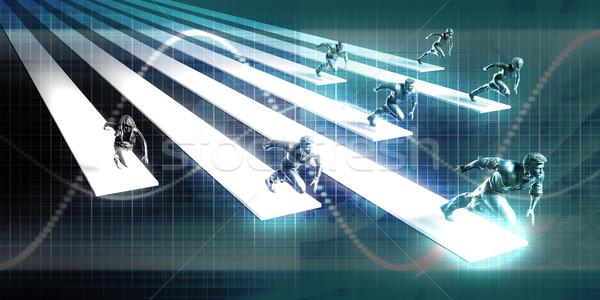 Business Accelerator Stock photo © kentoh