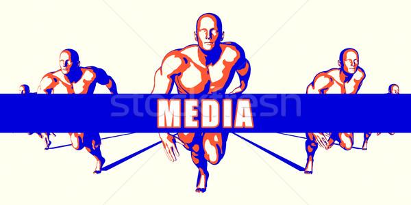 Media Stock photo © kentoh