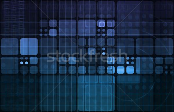 Telecommunications Stock photo © kentoh
