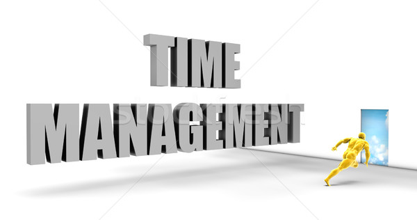 Time Management Stock photo © kentoh
