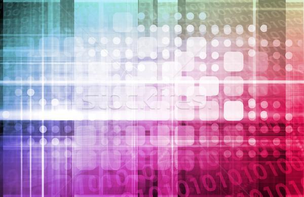 ビッグ データ 高度な 分析論 ビジネス インターネット ストックフォト © kentoh