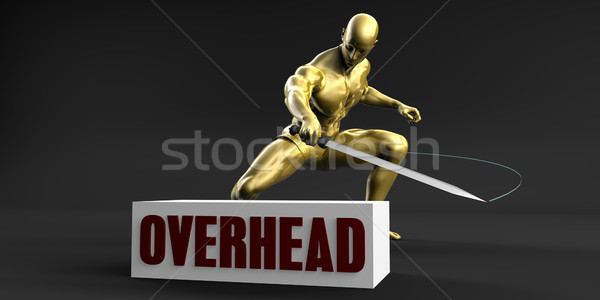 Reduce Overhead Stock photo © kentoh