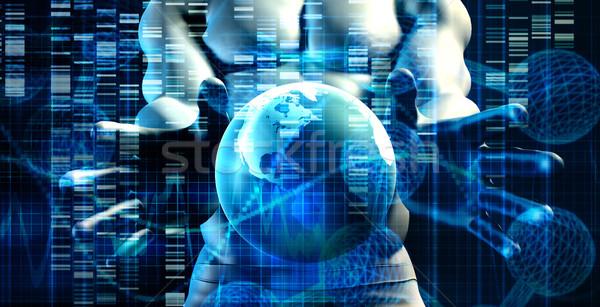 Data Semantics Stock photo © kentoh