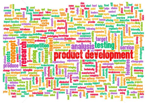 Product Development Stock photo © kentoh
