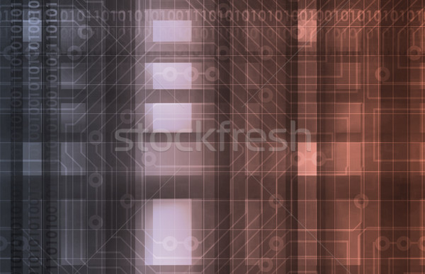 Network Security Stock photo © kentoh